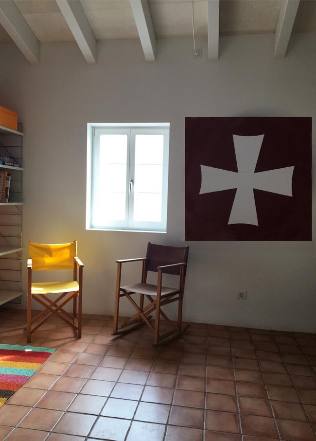 casa de verano sala